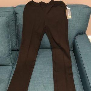 Black dress pants (slacks)